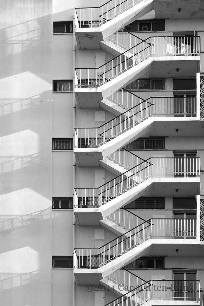 Lisbon stairs, Carsten ten Brink