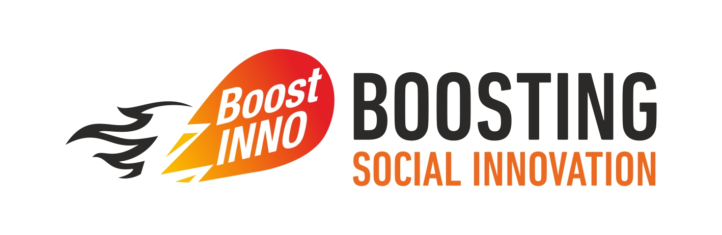 BoostInno - logotipo