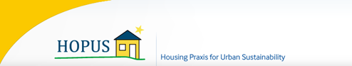 HOPUS – Housing Praxis for Urban Sustainability