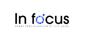 In Focus - logotipo