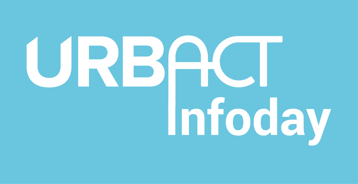 Logotipo do dia informativo URBACT 2017