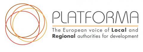 PLATAFORMA - Associação europeia de governos locais e regionais