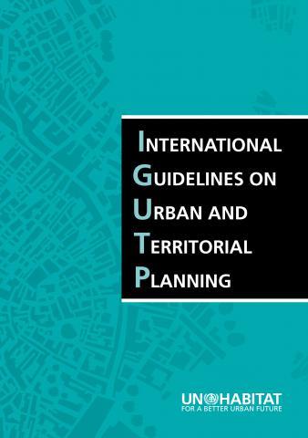 Diretrizes Internacionais para o Planeamento Urbano e Territorial