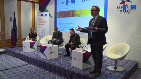Seminário ESPON 24 e 25 Maio 2017 em Malta