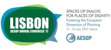 AESOP Lisboa 2017